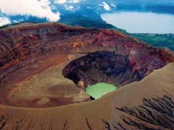 Ilamatepec, volcán de Santa Ana
