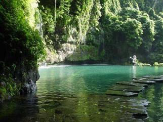 Parque acuático Los Chorros, La Libertad