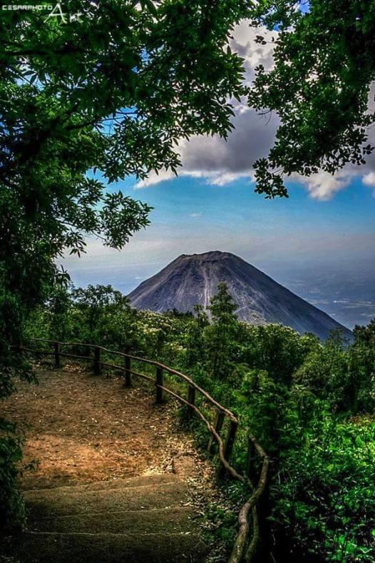 Volcán de Izalco, Sonsonate